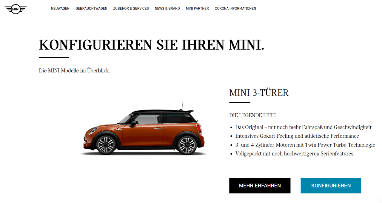 MINI: Pitch Management für eine holistische CRM Strategie