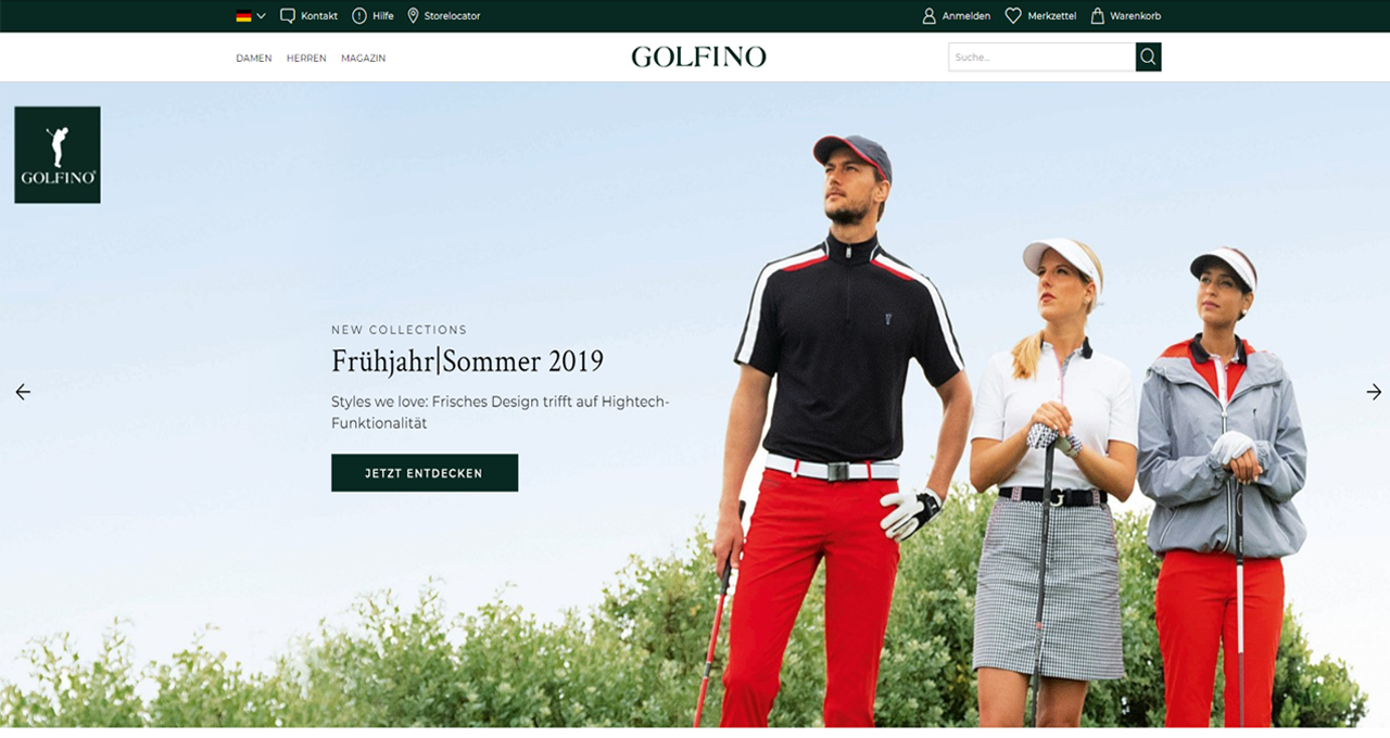 GOLFINO: Interim Management