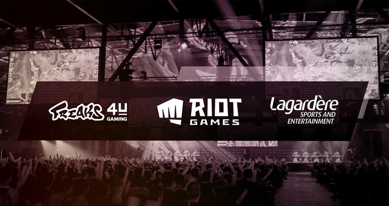 Lagardère Sports: Entwicklung von eSports Vermarktungskonzepten